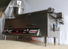 Il riscaldamento a gas elettrico si moltiplica con la macchina per fare le fritture a ciambella automatica / il creatore di ciambella / la frittura di ciambelle / la ciambella da