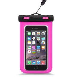 Розовые телефоны lg онлайн-Sunshinezt Мобильный Телефон Водонепроницаемый Мешок Универсальная Водонепроницаемая Защита Подходит Для Плавания Рафтинг И Другие Водные Виды Спорта Использования (Розовый)