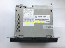 Rádio vw original do carro on-line-Original rádio de navegação RNS510 3CD 035 682C com SSD para Volkswage VW RNS510 DVD do carro Navegação GPS DVD player
