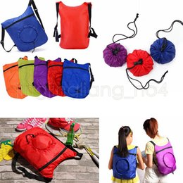 Wholesale Hydration Backpack Wholesale - Biker Cycling Climbing Hiking Sports Bicycle MTB Road Bag Hiking Hydration Pack Water Bladder Folding waterproof kids Backpack bag GGA532