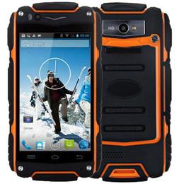 mtk6572 desbloqueo de doble núcleo Rebajas GuoPhone V8 discovery V8 Desbloqueado SmartPhone 4.0