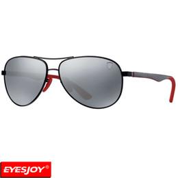 Wholesale Green Carbon Fiber - Mens Sunglasses Joint Brand Designer pilot Frame Glasses for Men Women Carbon Fiber TR Frames Sunglasses With Origianl Box