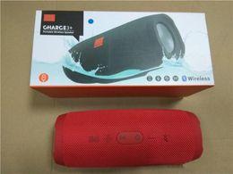 Wholesale Mini Powerbank - Charge 3 Bluetooth Speaker Portable Wireless Speakers Outdoor Waterproof Subwoofer Powerbank 1200mAh Battery Charge3