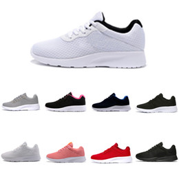 zapatillas de correr ligeras Rebajas roshe run one High Top Classical Running Shoes hombres mujeres negro Ligero Transpirable London Olympic Sports Sneakers Entrenadores talla 36-45