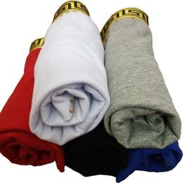 Wholesale Mens Fashion Underwear Brands - Vogue mens underwear boxers shorts cotton brand designer cuecas boxer gold tight waistband men truck good quality underpants