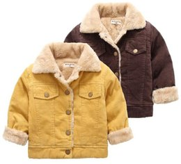 Wholesale Boys Corduroy Coats - Children's coat corduroy the Avengers Kids Jackets & Coats Children's Outerwear & Coats Super Hero Captain America Jackets Children Clothing