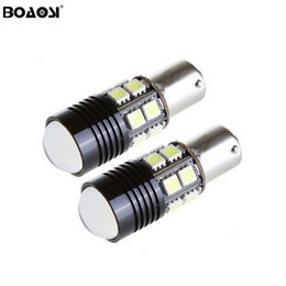 Led 1156 BA15S P21W 5050 внешние огни автомобиля грузовик прицеп RV тормоз обратный резервного копирования огни сигнала поворота лампы лампы от