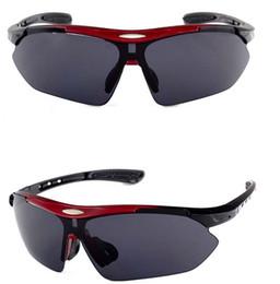 Wholesale Professional Mountain Bikes - Cycling Glasses for Men Women Professional Riding MTB Sunglasses Bike Goggles Mountain Road Windproof Eye wear