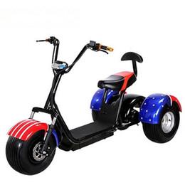 Батареи europe онлайн-SC09 1000 Вт 60 В 20ah съемный литиевый аккумулятор электрический трехколесный велосипед скутер citycoco сток в европе