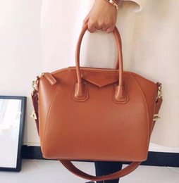 592dceee234d women Genuine Leather bags handbags famous brand trapeze bag tote fashion  designer shoulder bags real leather high quality female  41056