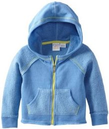 Wholesale boys zip hoodies - Girl's Butter Zip Hoodie USA Size 5 Year
