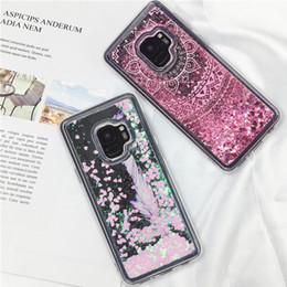 Moda Glitter Sıvı Durumda Quicksand Bling Crystal Clear Telefon Kapak iphone X 8 7 Artı Samsung S9 S8 A8 2018 Huawei P20 nereden