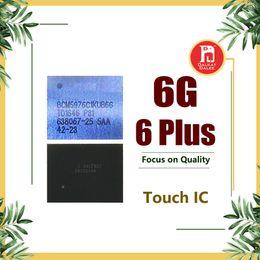 iphone touch ic Sconti Nuovo touch screen IC per iPhone 6 6plus bianco U2401 + nero U2402 Chip parti di ricambio per cellulare