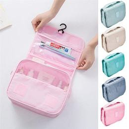 ff24dd8333d2 overnight bags Coupons - Women Portable Cosmetic Bag Durable Waterproof  Wash Bag Camping Overnight Travel Storage