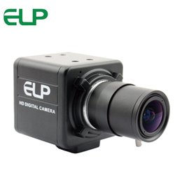 Wholesale Manual Zoom Camera - MJPEG 60fps 640X480 CMOS OV7725 VGA usb Cameras 5-50mm manual zoom varifocal lens CMOS OV7725 usb web Camera