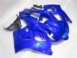 Wholesale 98 Gsxr Fairings - New ABS fairing kit fit for SUZUKI GSXR600 GSXR750 SRAD fairings set 1996 1997 1998 1999 2000 GSXR 600 750 96 97 98 99 00 glossy blue