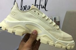 Descuento para hombre zapatillas de senderismo online-2018 nuevos mens X Raf Simons New Runner zapatos de lona, descuento barato Deportes casuales zapatillas, zapatillas de deporte, Camping Senderismo botas al aire libre