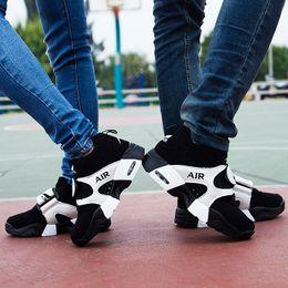 chaussure cesto femme Sconti Sneakers Unisex Outdoor Air Crush Cestino Scarpe da corsa Dropshipping Scarpe da ginnastica donna Scarpe Chaussure Femme zapatos de mujer