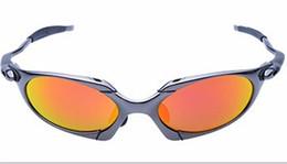 Deutschland Romeo Men Polarized Radfahren Sonnenbrillen Aolly Juliet X Metall Sport Reiten Brillen Oculos ciclismo gafas CP002-1 Versorgung