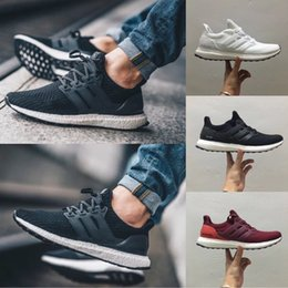 Wholesale women trainers sale - Factory Direct Sale Ultra Boost 3.0 4.0 Triple Black White Women Men Running Shoes Oreo CNY Blue Grey Sports Sneaker Trainer