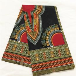 2019 blocos de tecido Tecido africano algodão dashiki tecido estampado de cera de alta qualidade java wax prints tecido ancara tecido tissu 6 jardas por peça blocos de tecido barato