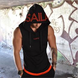Без рукавов онлайн-Fitness Men joggers Tank Top Army Camo Camouflage Mens Bodybuilding Stringers Tank Tops Singlet  Clothing Sleeveless Shirt