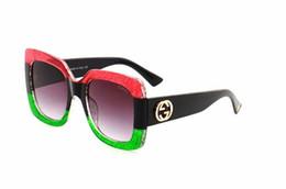 Homens óculos de sol designer completo on-line-Óculos de sol, designers da marca projetaram polarizados 2018, óculos de sol full-frame, óculos polarizados emoldurados em ouro para homens e mulheres e moda 305