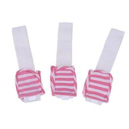 Canada 3pcs / lot infantile réglable bande élastique couche-culotte ceinture fixe attache pour nappe élastique ceinture fixe approprié pour bébé Offre