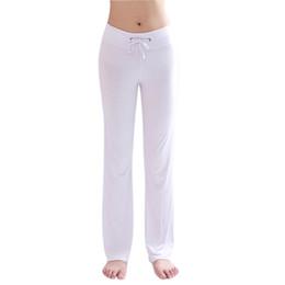 Pantalones de Yoga Modal Pantalones de Fitness Meditación para Mujeres  Negro Café Blanco Púrpura Gris Claro Gris Oscuro Azul Cielo Talla M-XXL sky  yoga ... de416345e000