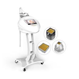 Máquina profesional de la matriz de punto del uso del salón del estilo de Fashional para el estiramiento facial Equipo de la radiofrecuencia que levanta la piel desde fabricantes