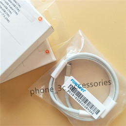 10pcs 100% authentique E75 Puce Foxconn 1m / 3ft Chargeur de données Câble USB: 3.0mm pour iphone X 8 7 6s plus 5s avec boîte ? partir de fabricateur
