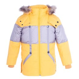 Wholesale Parka Children - Winter Kids Jackets For Boys Children Outerwear Hooded Thick Coat Boy Warm Windproof Blazer Cold Windbreaker Parka