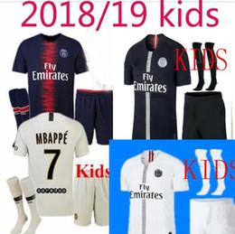 651e19ec5 new MEN - kit 2018 2019 NEYMAR JR PsG soccer jerseys 18 19 MBAPPE Di Maria  Draxler DANI ALVES Cavani 3rd football jersey shirt