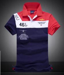... polos chemises hommes coton court polos aeronautica militare hommes polo  T-shirts pour hommes Livraison gratuite t-shirt aéronautique militare pas  cher e65282deb055
