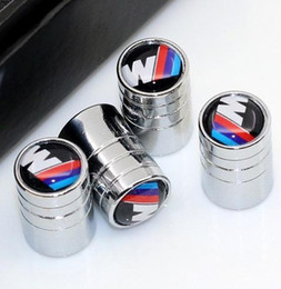 4pcs / lot auto voiture pneus valve tige bouchons couvercle anti-poussière pour BMW lada Honda Ford Toyota voiture style accessoires ? partir de fabricateur