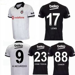Thai quality 2018 2019 besiktas Soccer Jersey 18 19 Turkey PEPE Quaresma home  away football Shirts S-2XL c28136cab