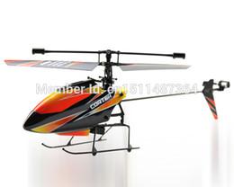 bras de morceau Promotion 4CH 4 canaux 2,4 GHz RC Mini Gyro WL V911 Hélicoptère Radio Simple Hélice BNF