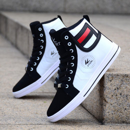 Wholesale Black White Dance Floor - Black and white canvas shoes, black, black and white, street dance shoes and sneakers