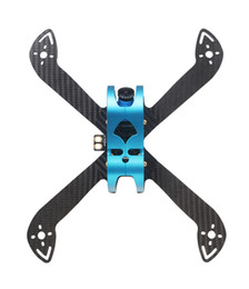 Wholesale Racing Metal - F-Cloud GEPRC GEP-HX2 110 Wheelbase FPV Freestyle Racing for Indoor Brushless Rack competition 110mm Drone Frame