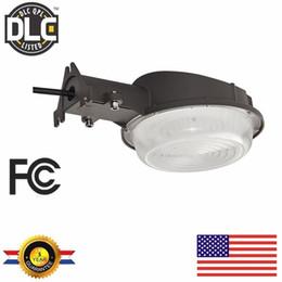 Wholesale ip65 led wall lights - Stock in US Led Wall Lamp 35W 50W Led Barn Light Outdoor garage Yard Light 5000k Daylight White Security Lights street light ETL-listed