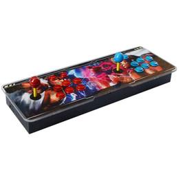 2019 jogos de joystick Caixa de Pandora 7 s Arcade Game Console Controller Kit Set Console Duplo Joystick Suporte HDMI VGA Game Box