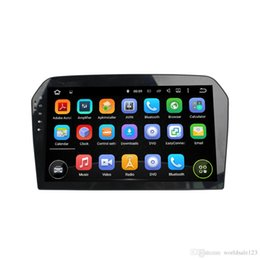 Wholesale Net Mobile - Car radio 3G 4G net+WIFI navigation Car DVD android 8.0 system stereo for Volkswagen VW bora jetta 2012-2015 years car gps multimedia player