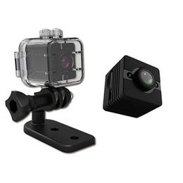2019 polizeikörper kameras SQ12 Mini Kamera mit Shell HD 1080P Mini Camcorder Auto DVR Bewegung DV Recorder Nachtsicht Video Micro Kamera Mini cpy Kamera DHL