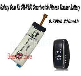 galaxie-gang passend Rabatt Ursprüngliche intelligente Uhr interne 210mAh 0.79Wh Baery für Samsung-Galaxie-Gang passten SM-R350 R350 + freie Werkzeuge