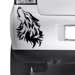 2019 decalques jeep Estilo do carro para o Lobo Bumper Vinyl Sticker Janela Laptop Truck Car 4x4 Jeep Decalque Vinyl Xbox JDM decalques jeep barato