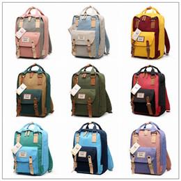 Wholesale patchwork diaper bags - 39 Styles Mommy Bags Diaper Maternity Backpacks Brand Desinger Handbags Vogue Laptop Bags Outdoor Totes Nursing Bag Organizer CCA8769 10pcs