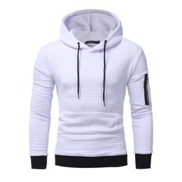 Wholesale unique sweatshirts - Men New High-End Casual Hoodie Men'S Fashion Unique Korean Style Long-Sleeved Sweatshirt Fashion Hot Male Clothing
