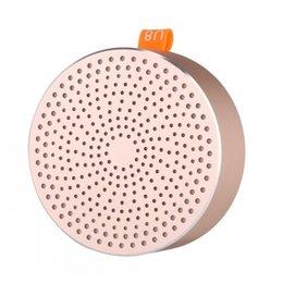 3w player en Ligne-S-Mart Mini Bluetooth Haut-Parleur Sans Fil Portable Subwoofer Nouvelle Conception 3w Haut-parleurs Lecteur Mp3 pour Iphone Sumsang Boîte Au Détail