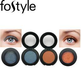 Lidschatten palette rauch online-Single Eyeshadow Shimmer Puder Naked Palette Glitter Lidschatten Kosmetik geraucht Makeup Palette Lidschatten Pigment Augen Make-up