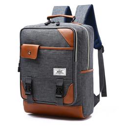 Canada 2018 nouvelles dames en nylon imperméable à l'eau de sac en plein air sac à dos couple hommes et femmes étudiants voyages de loisirs Offre